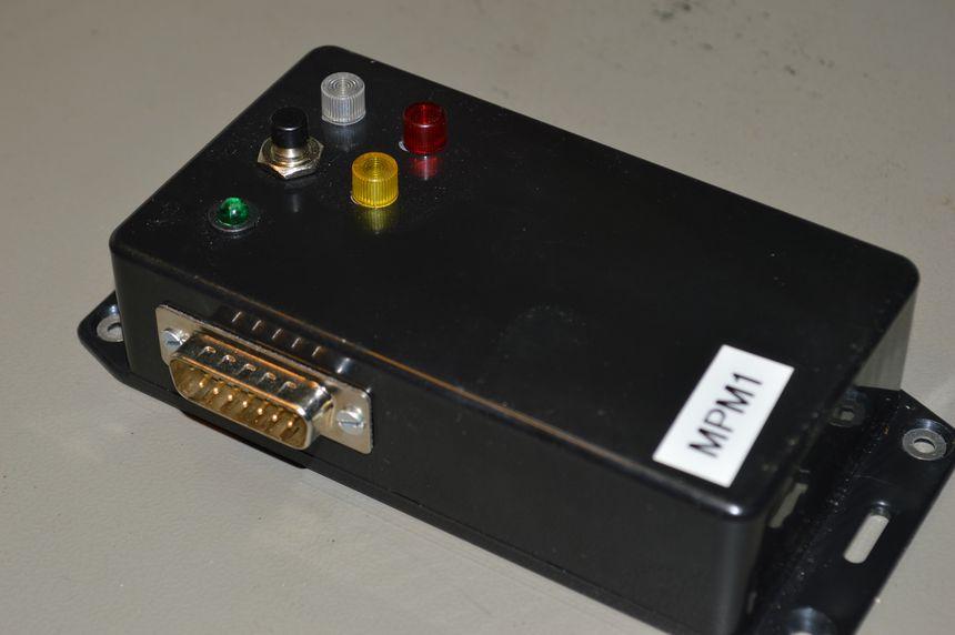 Multi-purpose AVR module