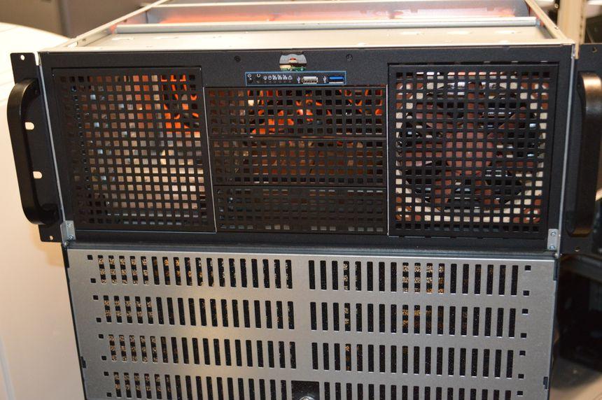 Inter-Tech 4U-4129-N server case