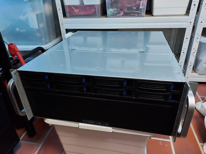 Inter-Tech 4U-4408 server case